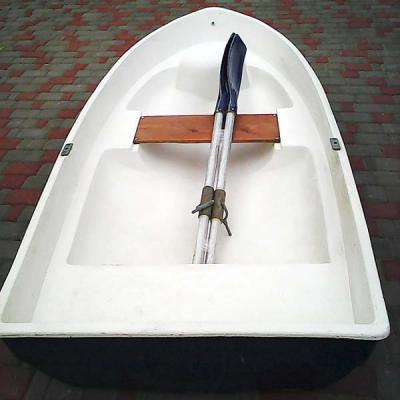 Лодка «Малыш» из стеклопластика
